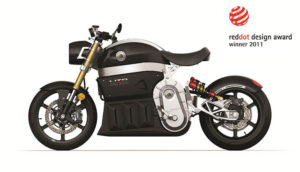 reddot design award - winner 2011