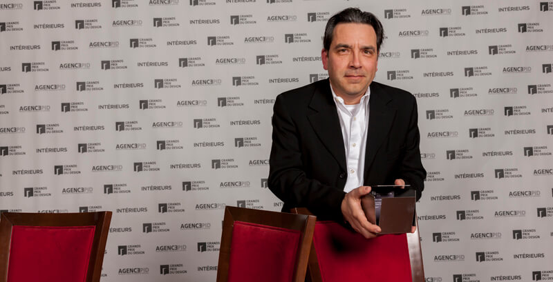Martin Aubé, Les Grands Prix du Design 2012