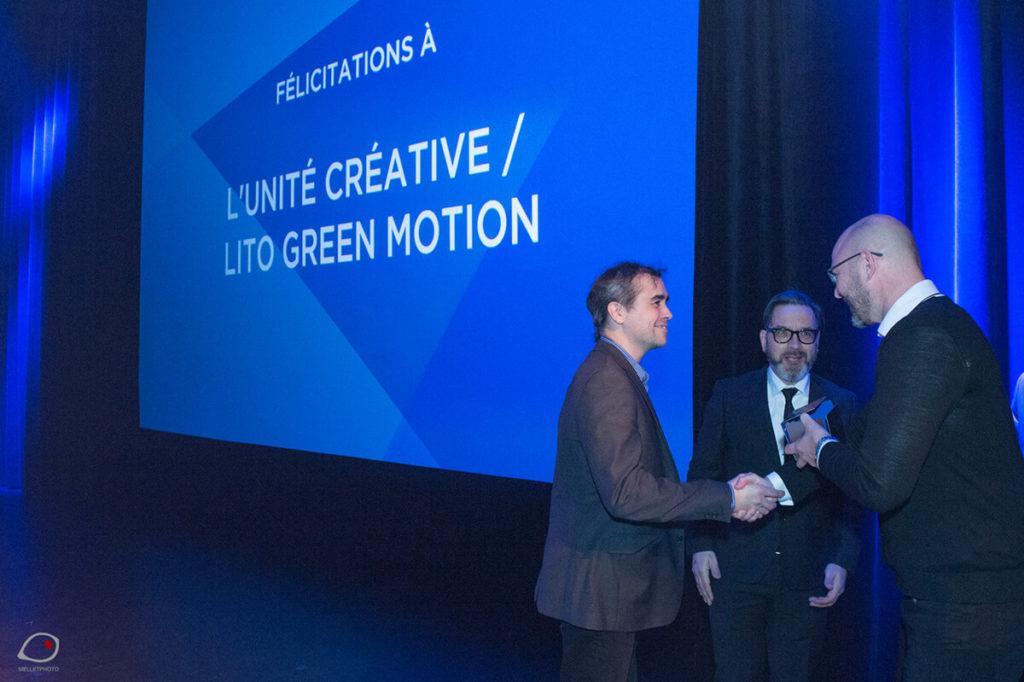Legris-Aubé, Rudwal-BRP Les Grands Prix du Design 2017