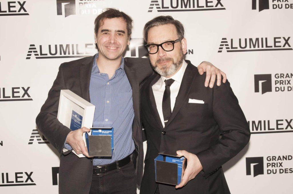 Legris-Aubé, Les Grands Prix du Design 2016